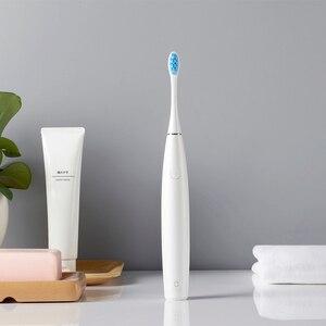 Image 2 - فرشاة الأسنان الكهربائية الأصلية ocالمكونية SE مع صندوق سفر شريحة ذكية نظيفة تبييض الفم صحية قابلة للشحن عالية الجودة