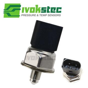 Original Fuel Rail Pressure Sensor For Audi A3 A4 A7 Golf Plus Passat Touran Tuareg Jetta Skoda 03C906051D 55PP16-03 06H906051A 1