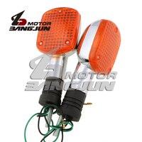 Honda ca250 후면 회전 신호등 방향 램프 표시 등 조향 램프