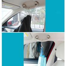 Auto-Headrest-Hanger-Bag-Holder for Storage N84F Car-Clips Metal-Seat-Hook