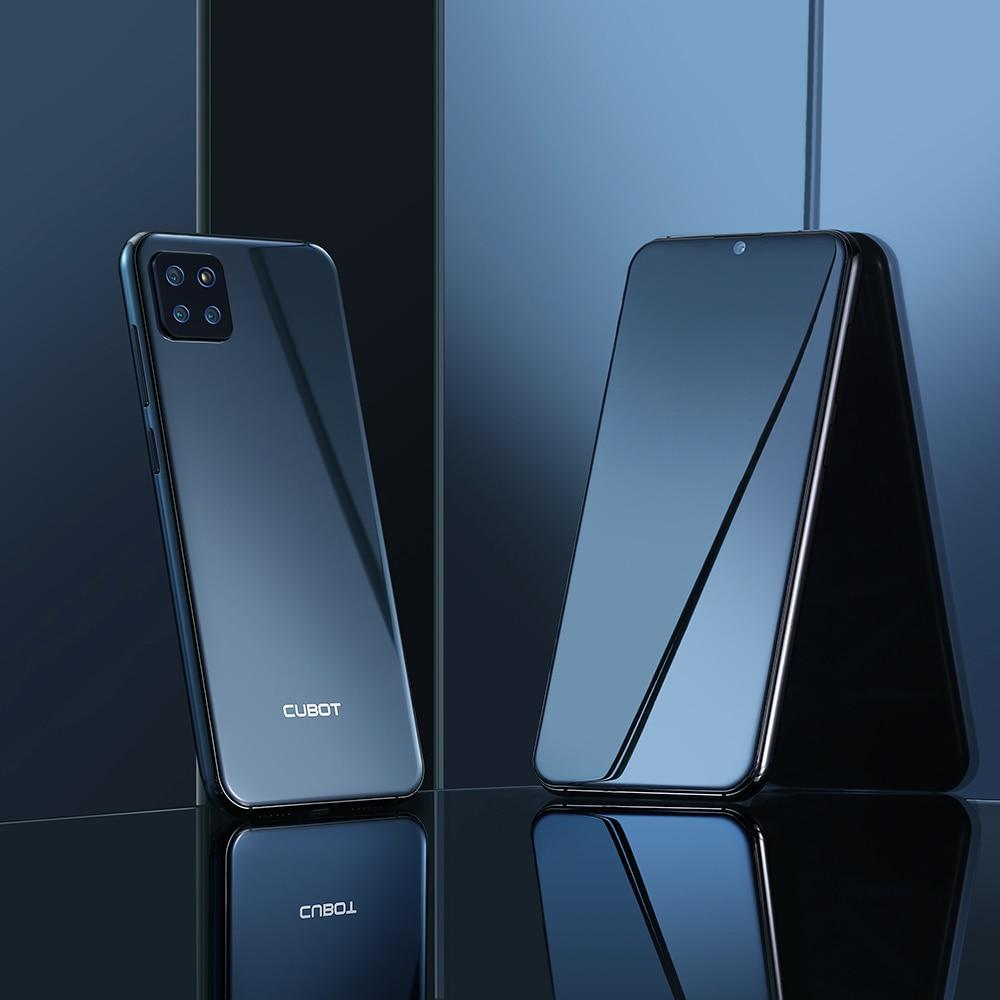 CUBOT X20 Pro 4G Smartphone 6.3 pouces Android 9.0 Helio P60 Octa Core 6 go RAM 128 go ROM 20.0MPCamera 4000mAh téléphone portable - 4