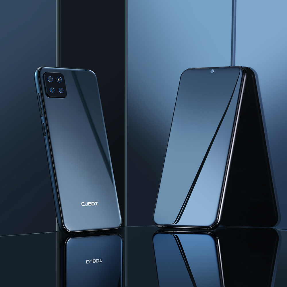 CUBOT X20 Pro 4G Smartphone 6,3 pulgadas Android 9,0 Helio P60 Octa Core 6GB RAM 128GB ROM 20,0 MPCamera 4000mAh teléfono móvil - 4