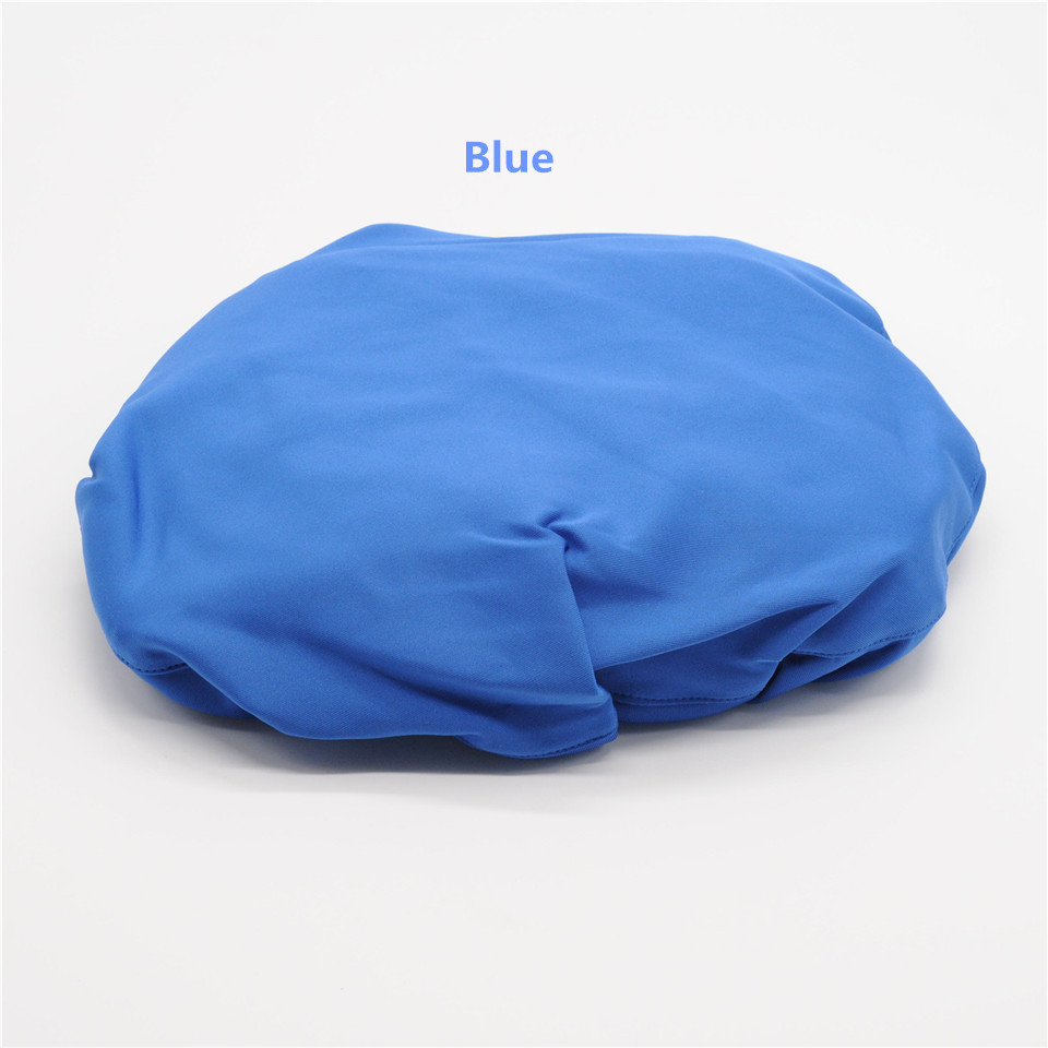 Стоматология клиника 4 цвета крышка стула протектор блок Крышка эластичный хлопок моющийся для стоматолога лаборатории - Цвет: 1Set Blue