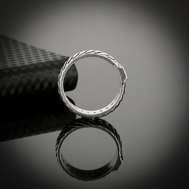 Фото мужское кольцо в стиле ретро цена
