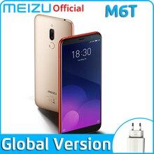 "Global Version Meizu M6T 2GB 16GB 3GB 32GB Mobile Phone MTK6750 Octa Core 5.7"" 18:9 Full Display 3300mAh Battery Fingerprint ID"