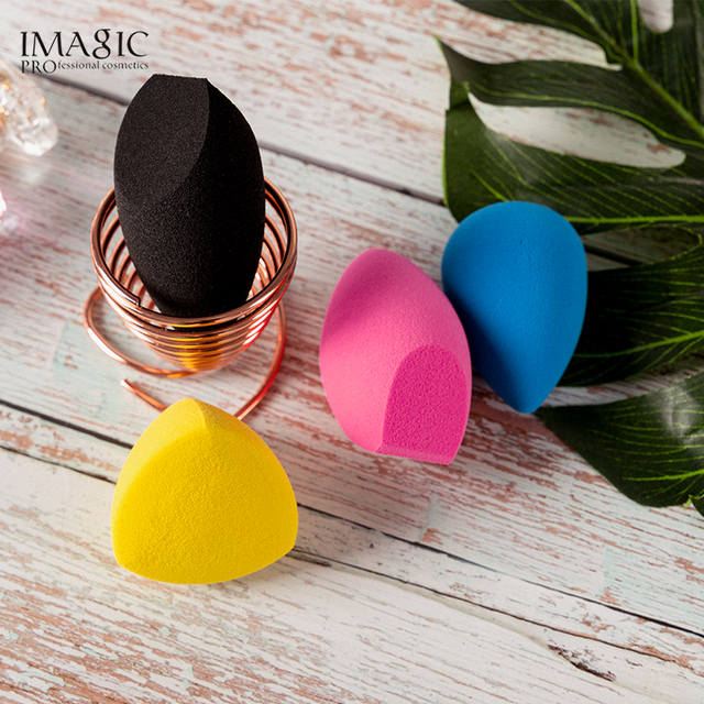 IMAGIC New Make up Foundation Sponge Soft Mix Beauty  Puff Makeup Cosmetic Powder Soft Makeup Puff 3