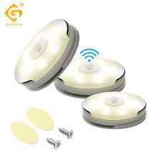 Светодиодный светильник для шкафа с датчиком движения ночник