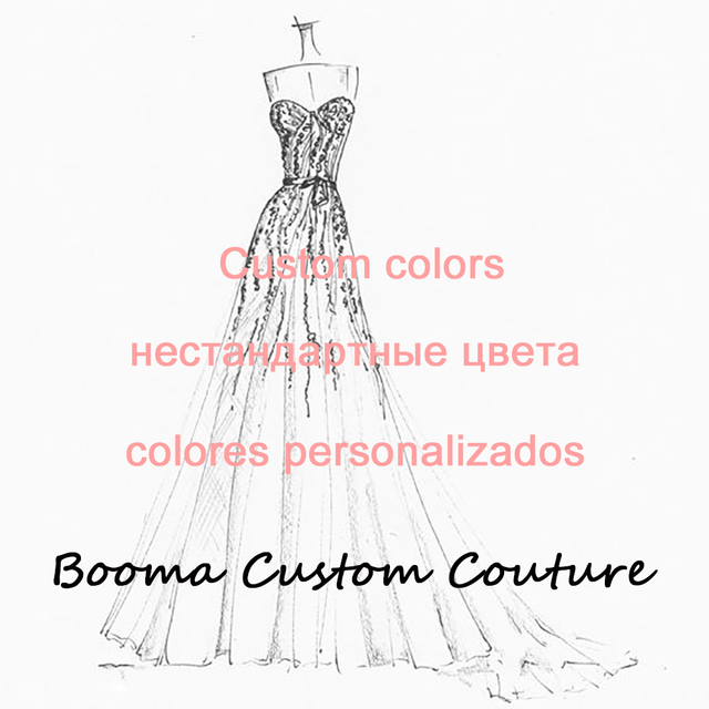 Booma Glitter Sequin Lace Prom Dresses Sweetheart A-Line Short Prom Gowns Open Back Sleeveless Tea-Length Formal Party Gowns 6