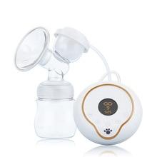 Поставки для матери и ребенка ka man bear Электрический молокоотсос массажный молокоотсос жидкий кристалл дисплей девять Регулировка всасывания