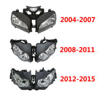 Motorcycle Front Headlight Lamp Assembly For Honda CBR1000RR 2004 2007 2008 2011 2012 2015