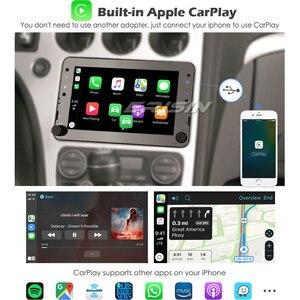 Image 4 - ERISIN 3020 Android 10.0 DSP Carplay GPS Autoradio Car Stereo for Alfa Romeo Spider 159 Sportwagon Brera Radio Multimedia Player