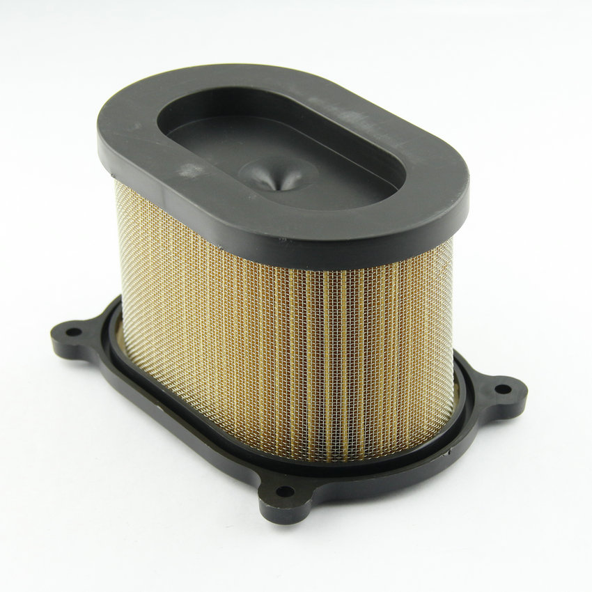 Motorcycle Air Filter Cleaner Replacement Fuel Filter Reuseful Element For Suzuki SV650 SV650S 1999-2002 13780-20F00
