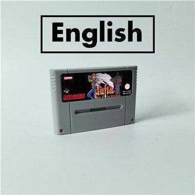 لوفية الثاني 2 ارتفاع Sinistrals آر بي جي بطاقة الألعاب EUR نسخة بطارية اللغة الإنجليزية حفظ