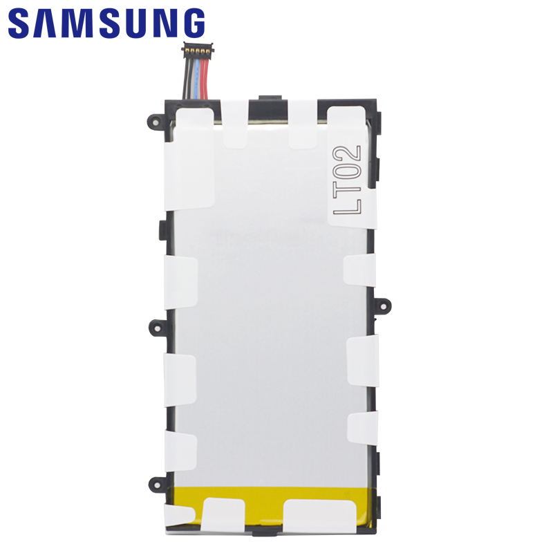 Image 3 - SAMSUNG Original Battery T4000E 4000mAh For Samsung Galaxy Tab 3 7.0 T211 T210 T215 T210R T217A SM T210R T2105 P3210 P3200-in Mobile Phone Batteries from Cellphones & Telecommunications on