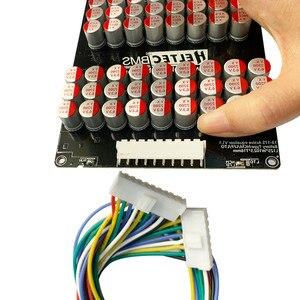Image 2 - 13 16S 17S 5A 6A Active эквалайзер балансировки Lifepo4 литий полимерный аккумулятор лто энергии активный выравнивания модуль конденсатор с алюминиевой крышкой