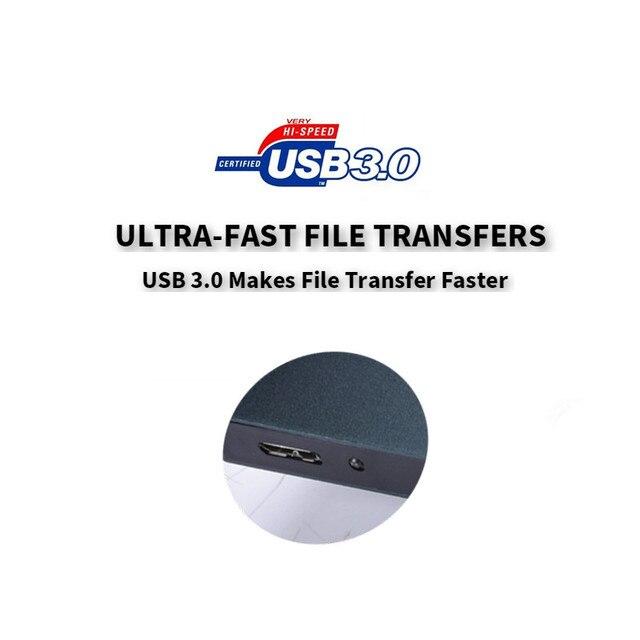 "MANYUEDUN 2.5"" External Hard Drive Disk 120G 160GB 250GB 320GB 500GB 750GB 2TB 1TB HDD disco duro externo for Laptop/Mac/PS4/Xbo 2"