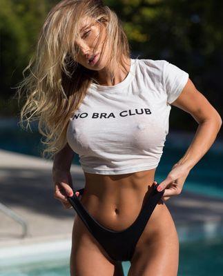 2020 New Women Short Style T-Shirt Summer Vest Sexy No Bra Club Short Sleeve Tshirts Printed Letters T-shirt Women's Navel Top