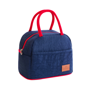 Tote Lunch Bag Thermal Insulated Lunch Box Cooler Handbag Bento Pouch Dinner Container Food Storage Bag food container picnic outdoor handbag cooler bento pouch camping insulated oxford cloth tote portable lunch bag carrying school