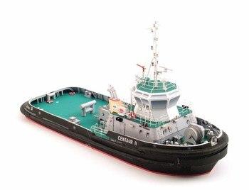 1:100 Scale Poland Centaur II Tug Boat Ship DIY Handcraft PAPER MODEL KIT Handmade Toy Puzzles 1