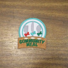 Aegismic factory personalized embroidery chapter DIY clothes patch customization