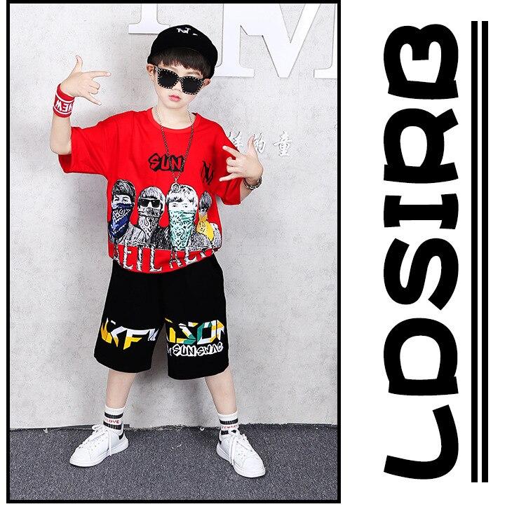 2020 meninos roupas de verão crianças dos