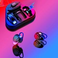 Lightweight Bluetooth Earphone Headset Sport Headsets 300mAh