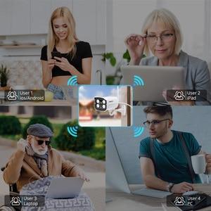 Image 5 - MISECU HD 1080P IP Camera Outdoor WiFi Home Security IP Camera 2MP Wireless Surveillance WiFi Bullet Waterproof Onvif P2P Camara