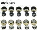 20 шт. EA888 масляный фильтр для двигателя Сетчатое уплотнительное кольцо для Audi VW Golf Jetta Passat Audi A4 A6 Q5 Skoda 2 0 T 06H103081E 06H 103 144 J