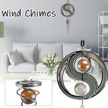 Ветряные колокольчики для украшения дома и сада Настенное подвесное