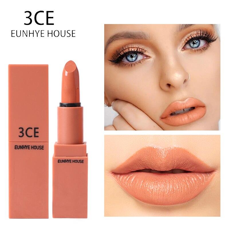 3CE eunhye House брендовая косметика для губ помада долговечная водостойкая натуральная легко носить губная помада матовая антипригарная космети...
