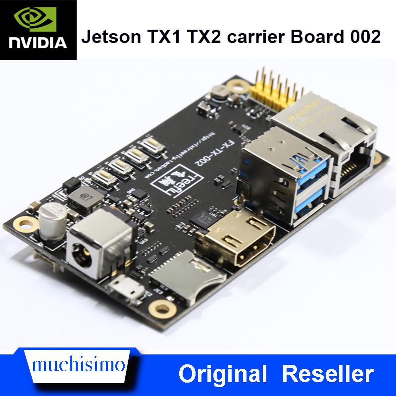 NVIDIA Jetson TX1 TX2 Carrier Board 002 Development Board Unmanned NVIDIA Jetson TX1 TX2 Carrier Board 002 Development Board Unm