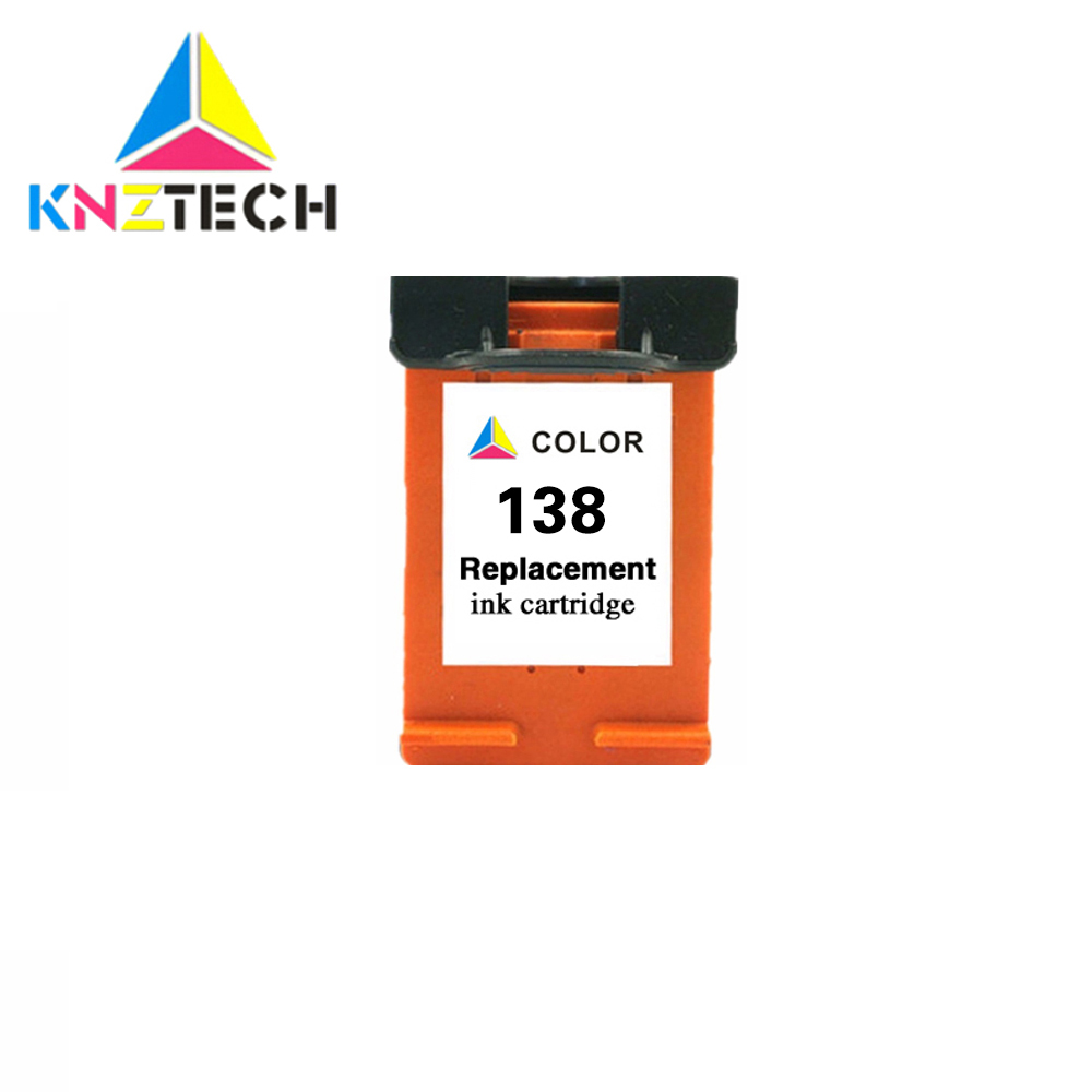 138 Ink Cartridge Compatible For HP138 138XL PHOTOSMART 2713 7838 7850 8000 8030 8039 8049 8050 8053 8100 8150 8153 8400 8450