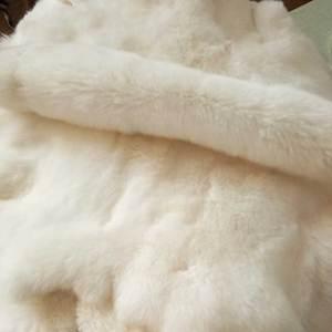 Nature Real genuine rabbit fur