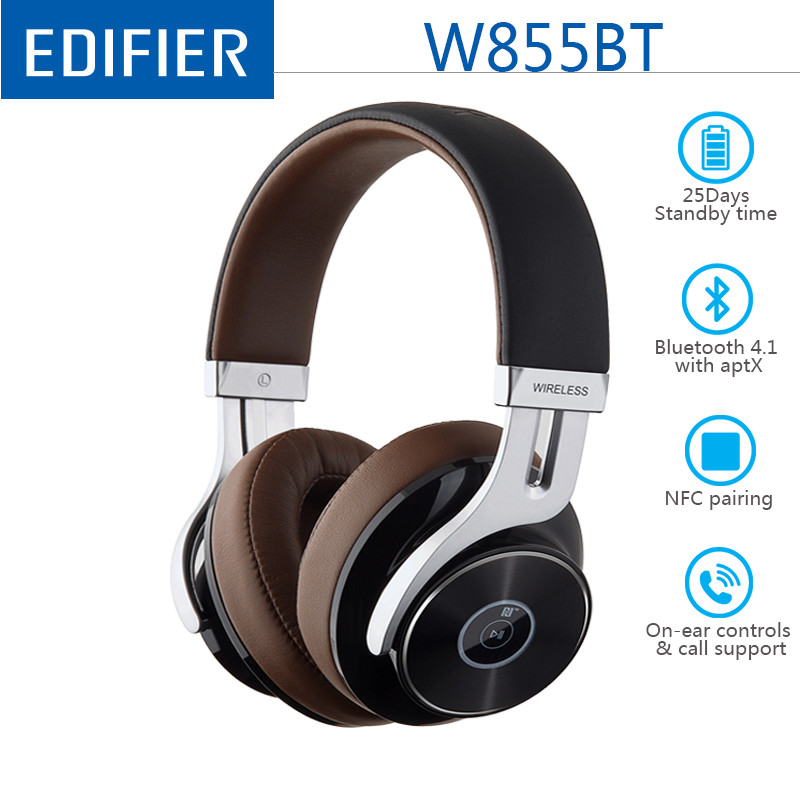 Cuffie Bluetooth NFC Stereo Deep Bass Noise Cancel Auricolari AUX