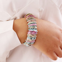 Fashionable Bohemian style colorful shell creative women's bracelet and fashionable accessories charming bracelet