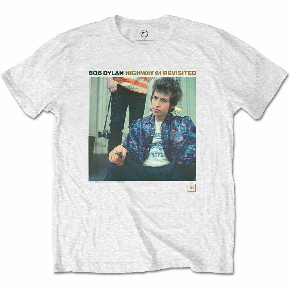 Bob Dylan T Shirt Music Novelty Bob DylanUnisex Men/'s tshirt Tops Tees Bob Dylan