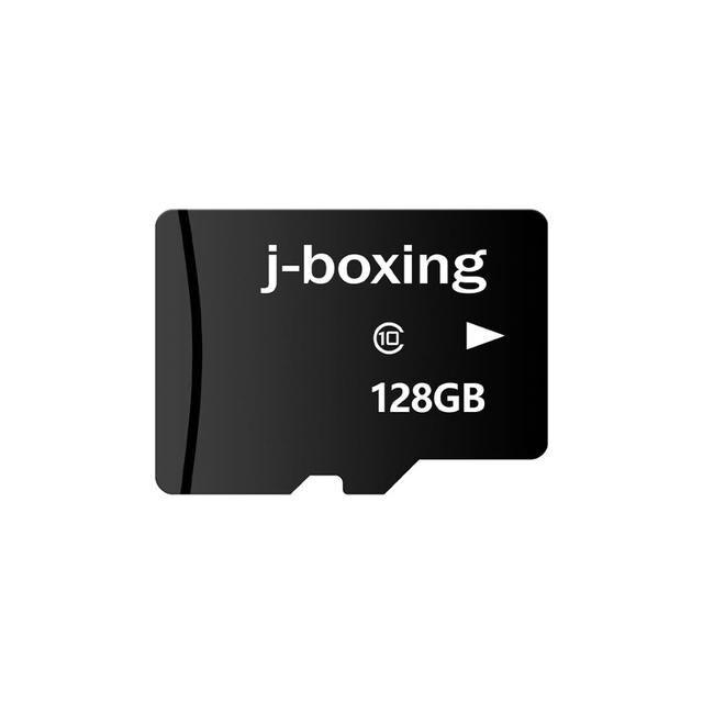 J มวย 64GB 32GB 128GB TF Card Class 10 TF Card 8 GBพร้อมอะแดปเตอร์สำหรับกล้องสมาร์ทโฟนGPS Nintendo Dashcam