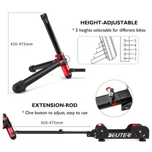Image 4 - Bicycle Roller Exercise Home Trainer Resistance Stationary Roller Bike Training MTB Road Portable Folding Workout Cycling Roller