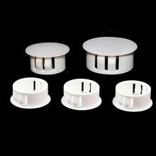 Máquina de tapón de rosca para muebles, 5, 6, 8, 10, 16, 19, 22, 25, 30, 38 y 50mm, tapa de extremo de tubo, ojal de alambre, decoración de agujeros