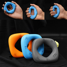 Li Ning Silicone Hand Grip Strengthener Easy Carry Hand Strength Muscle Recovery