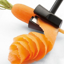 Creative Spiral Funnel Flower Cutter Household Shredder Peeler Artifact Portable Fast Carrot Cutter Slicer Spiral Cutter