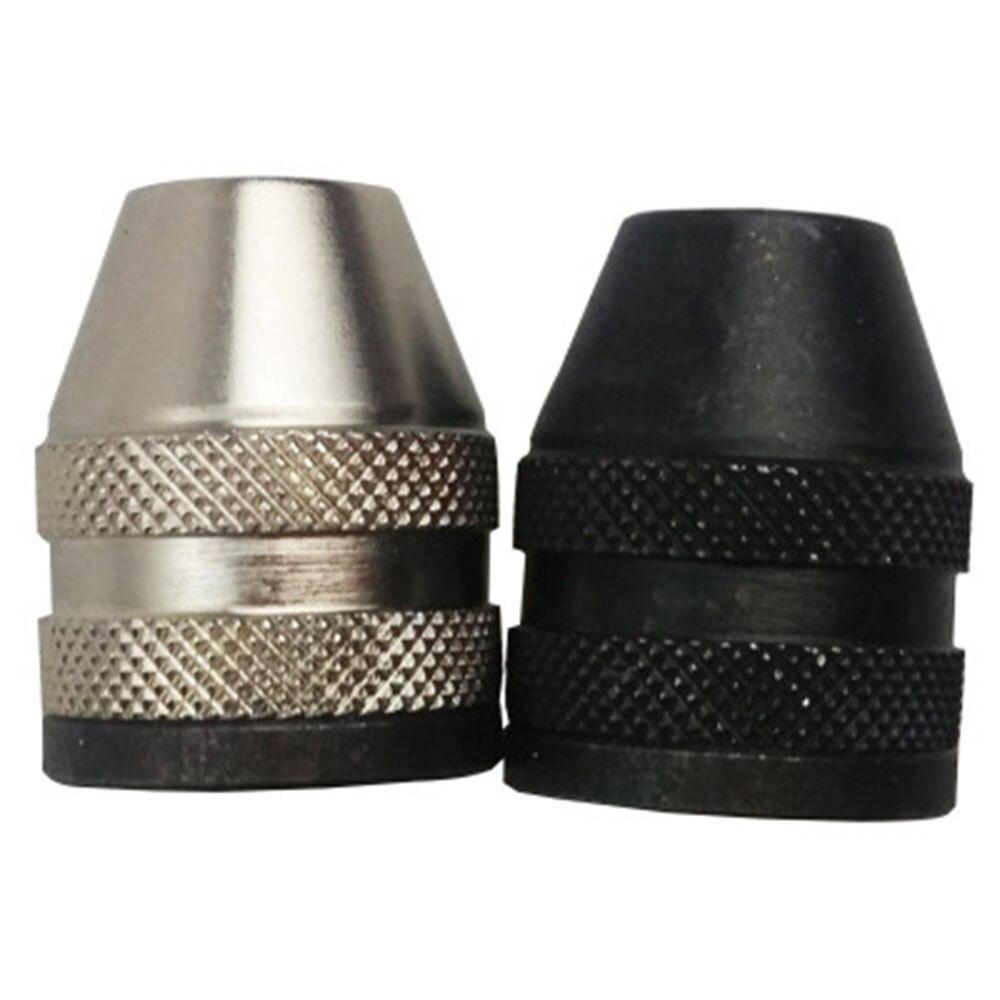 1pcs 0.3-3.4mm Mini Multi Keyless Drill Chuck For Rotary Tools M8X0.75 Quick Change Three-Jaw Drill Chuck