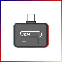1pc atualizar v5 rcm carregador uma carga útil bin injector transmissor para interruptor para uso do anfitrião de computador u disco jogo salvar
