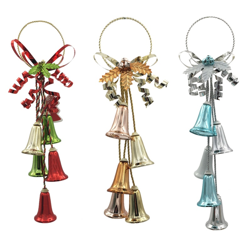 Christmas Metal Jingle Bells Crafts Decoration Dress It Up