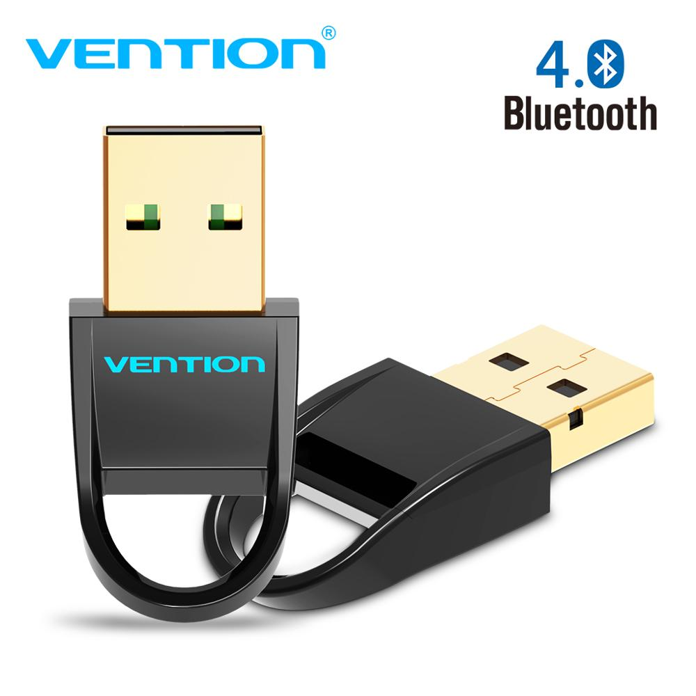 Vention USB Bluetooth Adapter V4.0 Dual Mode Wireless Bluetooth Dongle CRS Audio Receiver Adapter For Win7/8/XP Tablet Computer