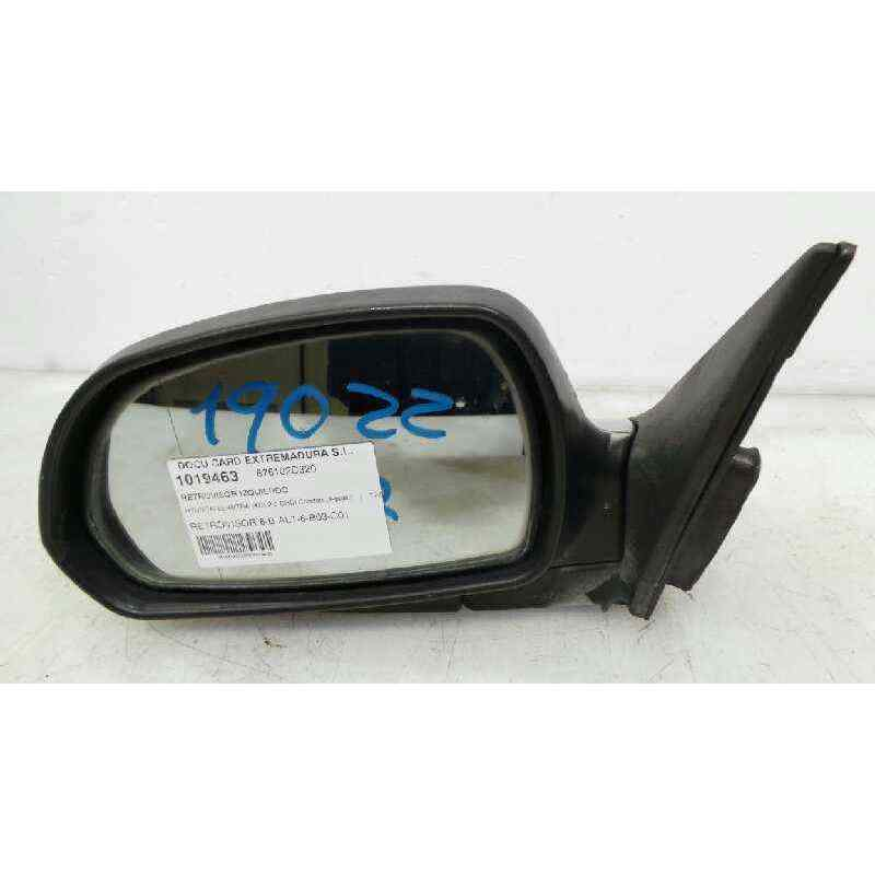 876102D320 LEFT REARVIEW Hyundai ELANTRA (XD)|Rearview Mirror Cover|Automobiles & Motorcycles - title=