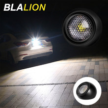 Super Bright LED Reversing Light for Car Auxiliary Working Lamp Anti Collision Alloy Shell Hawkeye T15 T5 T10 LED Bulb Auto Lamp