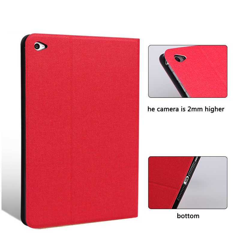 "Para Samsung Galaxy Tab S3 T820 T825 9,7 pulgadas QIJUN funda para SM-T820 SM-T825 9,7 ""funda delgada tapa suave Carcasa protectora"