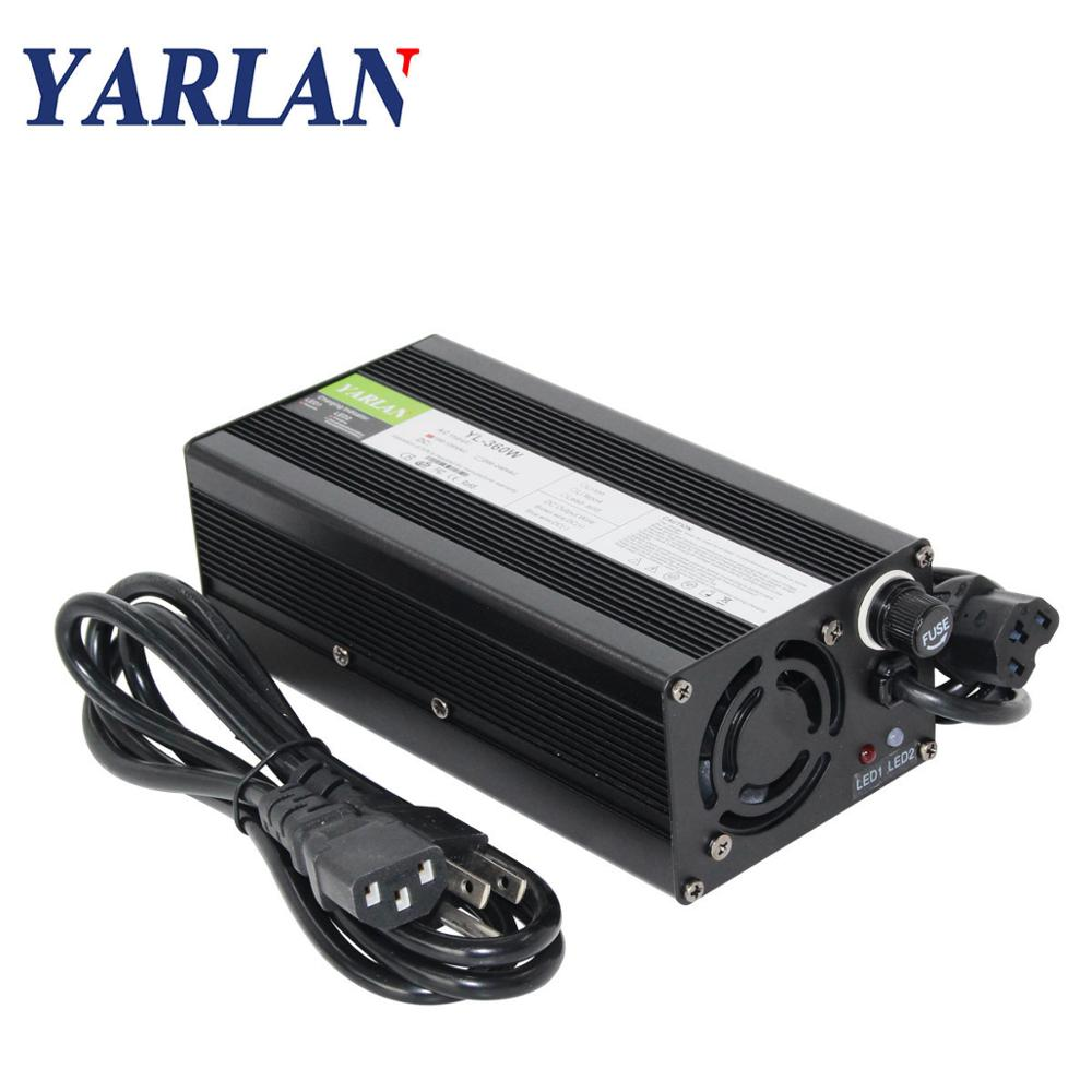 42V 8A <font><b>Charger</b></font> 10S <font><b>36V</b></font> E-<font><b>Bike</b></font> Li-ion <font><b>Battery</b></font> Smart <font><b>Charger</b></font> Lipo/LiMn2O4/LiCoO2 <font><b>battery</b></font> <font><b>Charger</b></font> Golf cart <font><b>charger</b></font> image