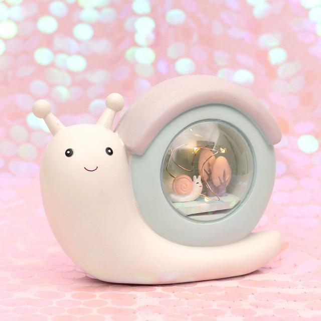 Kawaii Snail Lamp – Limited Edition